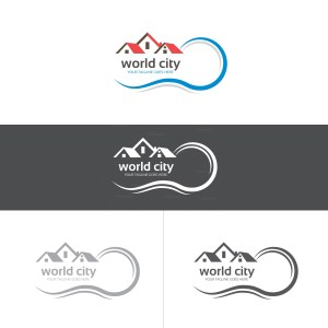 Professional Real Estate Logo Design Template