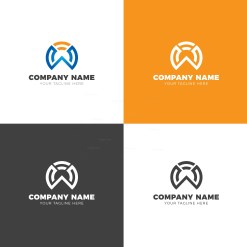 Radioactive Creative Vector Logo Design Template