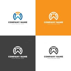 Radioactive Creative Vector Logo Design Template