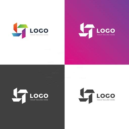 Salvador Professional Logo Design Template
