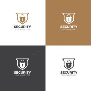 Security Creative Logo Design Template