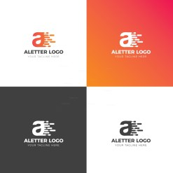 Analytic Creative Logo Design Template
