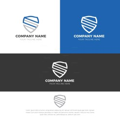 Guard Premium Logo Design Template