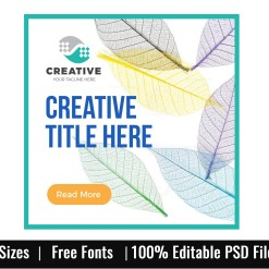 Clean Company Web Banner Set