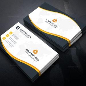 Global Business Card Design