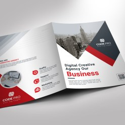 Partner Presentation Folder Template