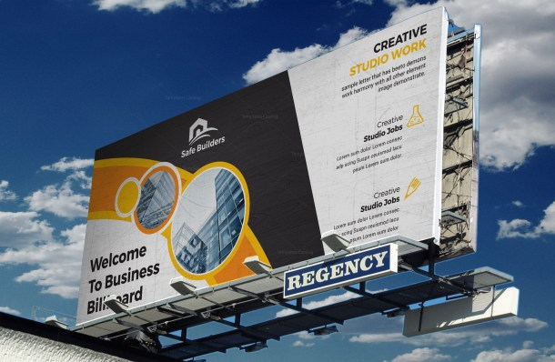 Billboard Banner Design Template