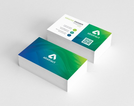 Minimal Company Business Card