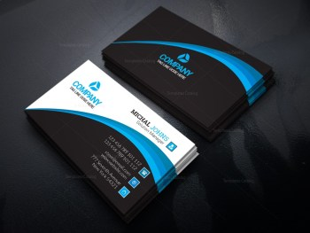 Company Print Business Cards