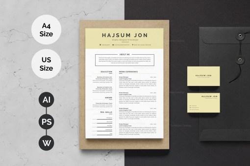 Printable Resume Templates