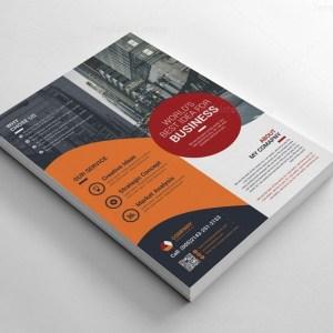 Promotion Business Flyer Design