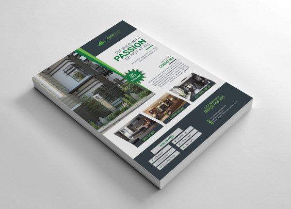 Apartment Flyer Templates 002628 - Template Catalog