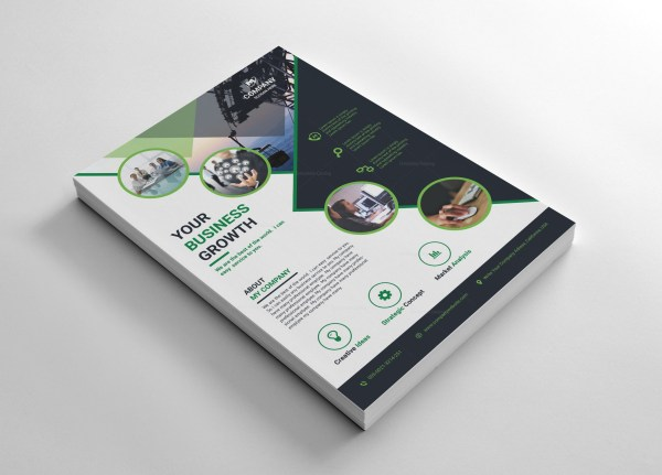 Classic Flyer Templates Design