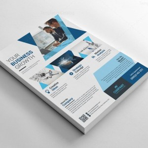 Corporate Flyers Design Templates