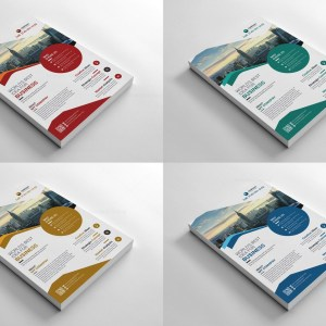 Creative Printable Business Flyers