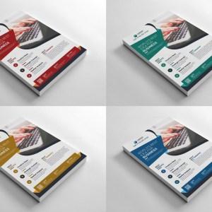 Creative Printable Company Flyers