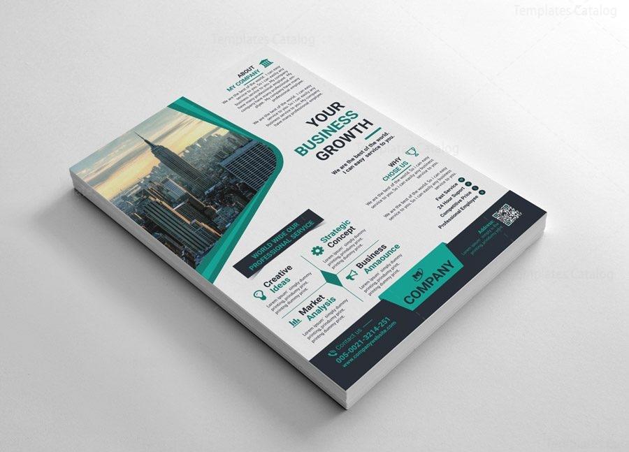 Elegant Flyer Design Templates