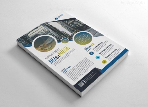 Marketing Flyers Design