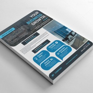 Office Flyers Design Template