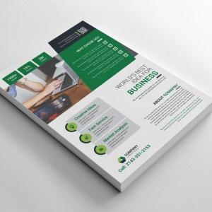 Professional Corporate Flyer Design