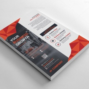 Stylish Flyer Design Templates