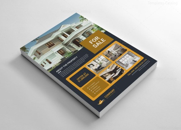 Real Estate Corporate Flyers Design