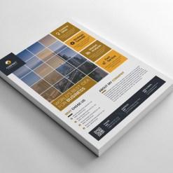 Service Creative Flyer Design