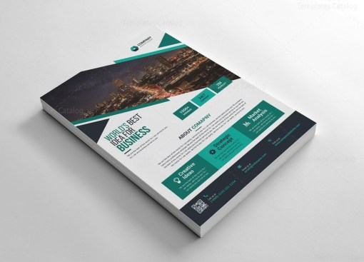 Simple Professional Flyers Design