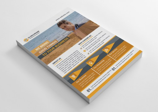 Attorney Creative Flyers Design