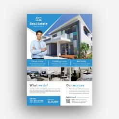 Real Estate Creative Flyer Templates