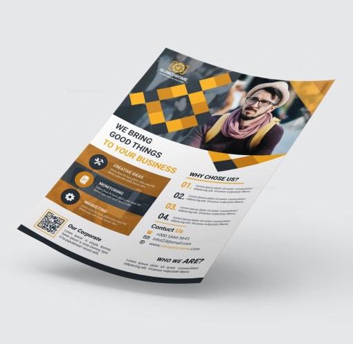Topnotch Creative Flyers Design