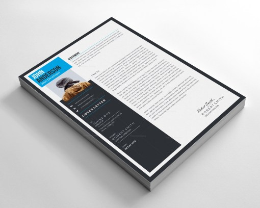Excellent Resume Design Template