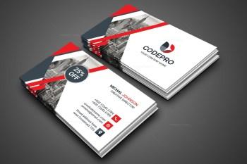 PSD Excellent Business Card