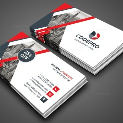 PSD Excellent Business Card