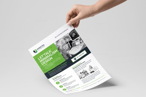 PSD Creative Business Flyer Templates