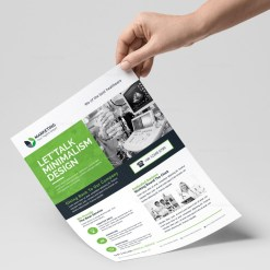 PSD Creative Business Flyer Templates
