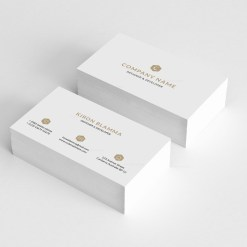 Sleek Visit Card Templates