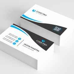 PSD Name Card Template