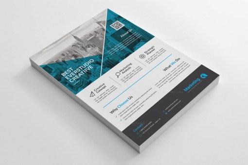 PSD Flyer Templates