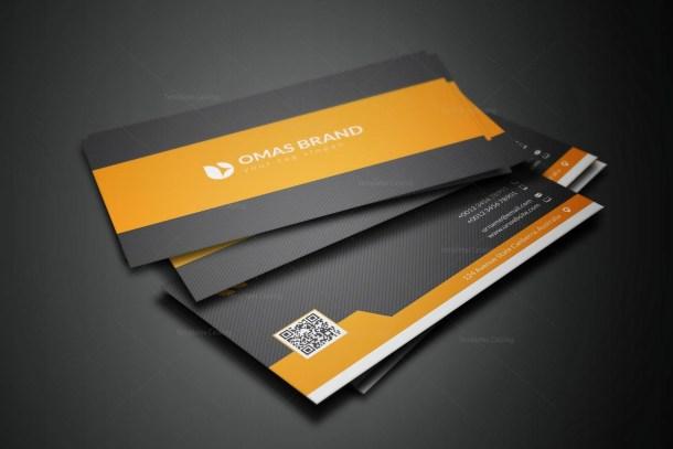 PSD Sleek Business Cards