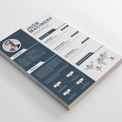 Art Director Resume CV Design