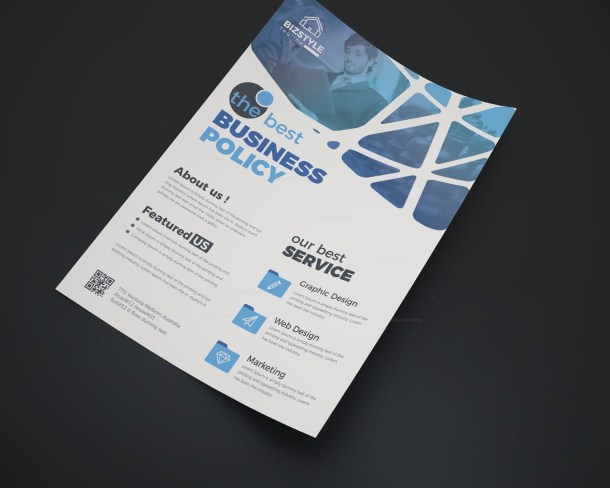Elegant Business Flyer Templates