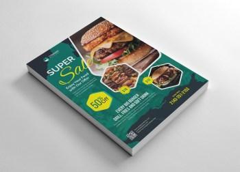 Restaurant Promotion Flyer Template