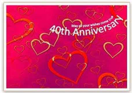Happy Anniversary Card 7941154