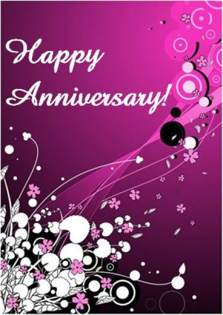 Free Anniversary Card Templates In Word Excel PDF - Anniversary card template