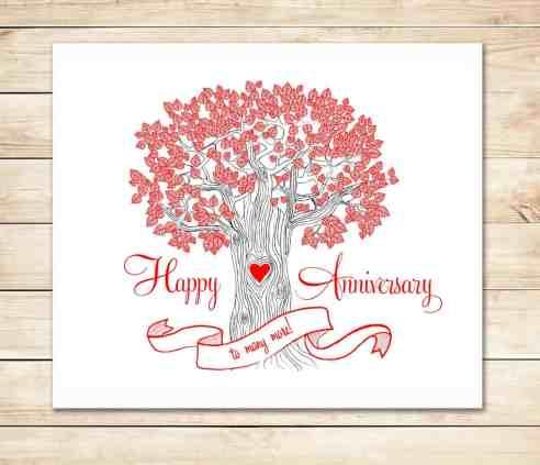 Happy Anniversary Card example 11.64461