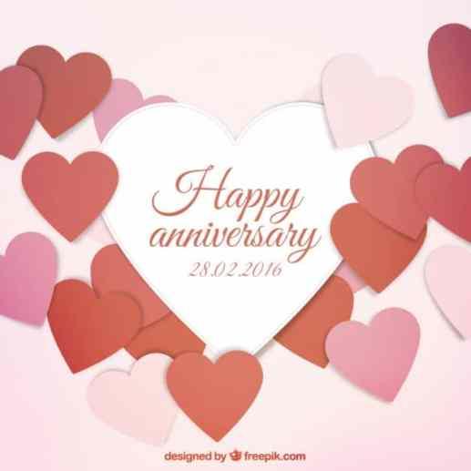 Happy Anniversary Card example 18.946411