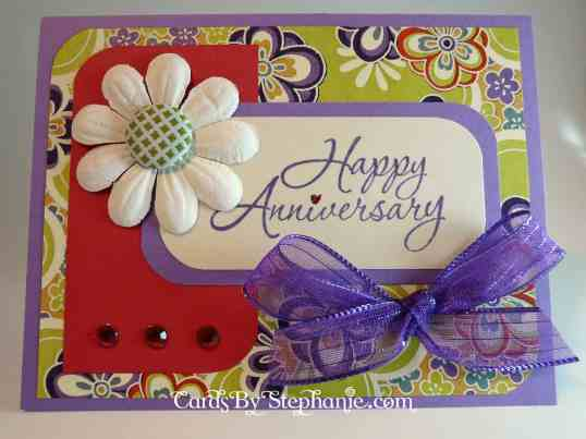Happy Anniversary Card example 26.64941