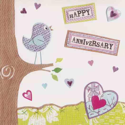 Happy Anniversary Card example 27.678