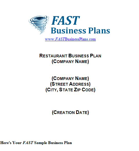 32 free restaurant business plan templates in word excel pdf restaurant business plan template 1461 flashek